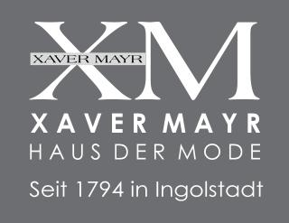 Logo - Xaver Mayr - Haus der Mode