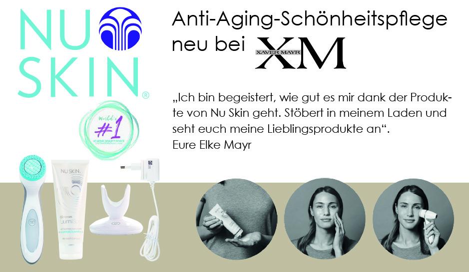 Anti Aging Schönheitspflege
